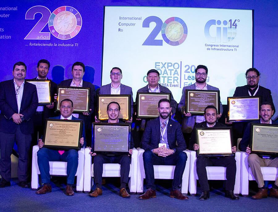 Data Centers de clase mundial, certificados